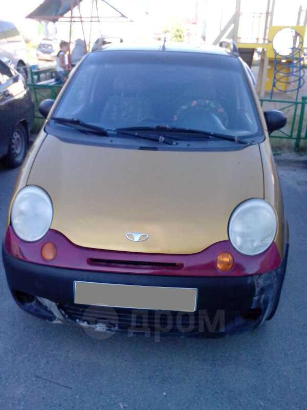 Daewoo Matiz, 2002 год, 59 000 руб.