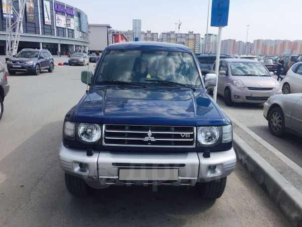 Mitsubishi Pajero, 1998 год, 385 000 руб.