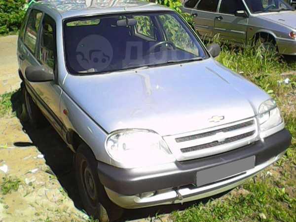 Chevrolet Niva, 2005 год, 110 000 руб.