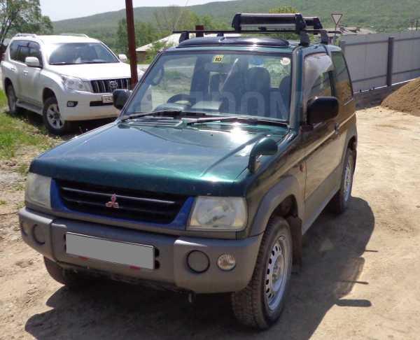 Mitsubishi Pajero Mini, 2000 год, 155 000 руб.