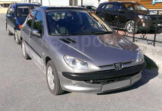 Peugeot 206, 2001 год, 190 000 руб.