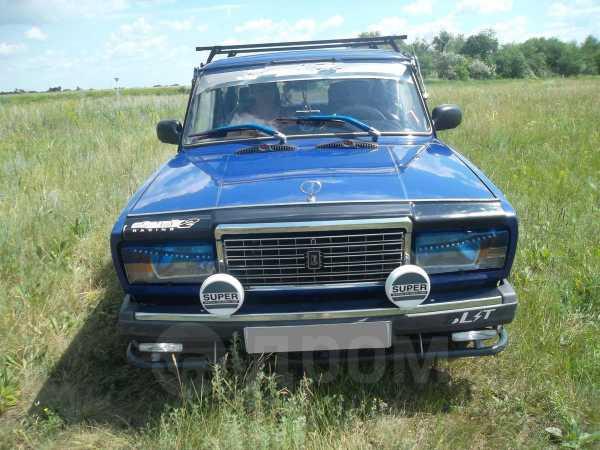 Лада 2107, 2001 год, 60 000 руб.