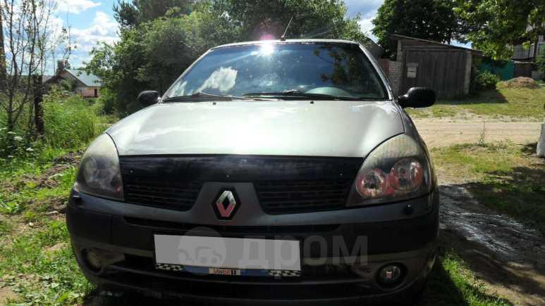Renault Symbol, 2004 год, 180 000 руб.