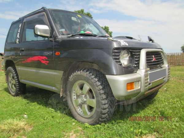 Mitsubishi Pajero Mini, 1997 год, 130 000 руб.
