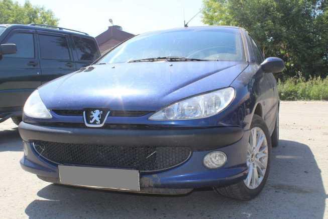 Peugeot 206, 2009 год, 230 000 руб.