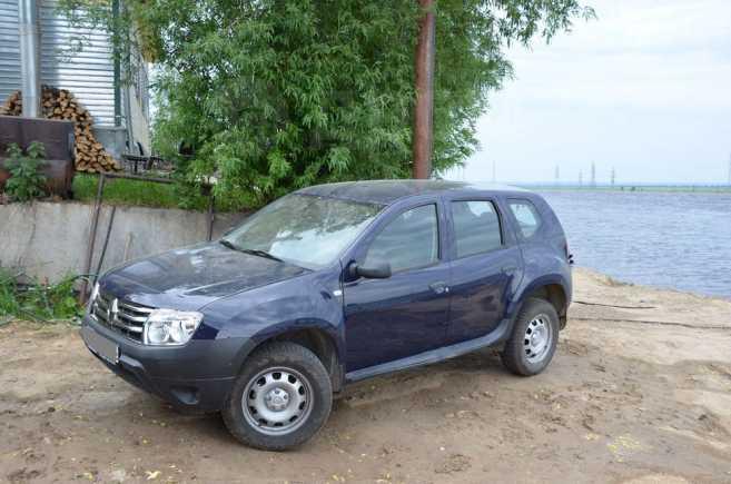 Renault Duster, 2014 год, 600 000 руб.