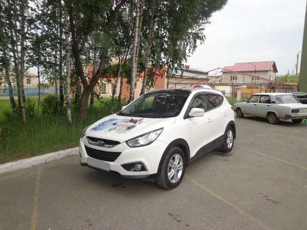 Hyundai ix35, 2011 год, 750 000 руб.