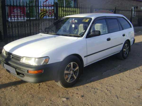 Toyota Corolla, 2002 год, 240 000 руб.