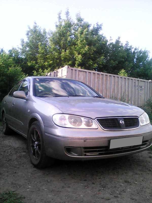 Nissan Bluebird Sylphy, 2003 год, 270 000 руб.