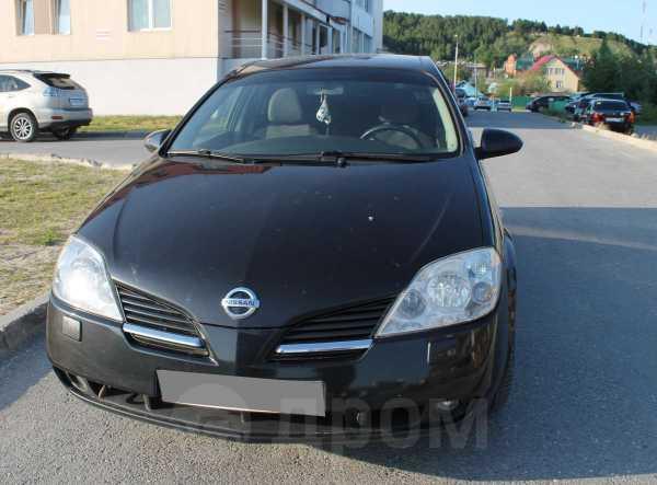 Nissan Primera, 2007 год, 370 000 руб.