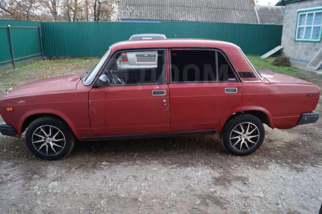 Лада 2107, 1996 год, 38 000 руб.