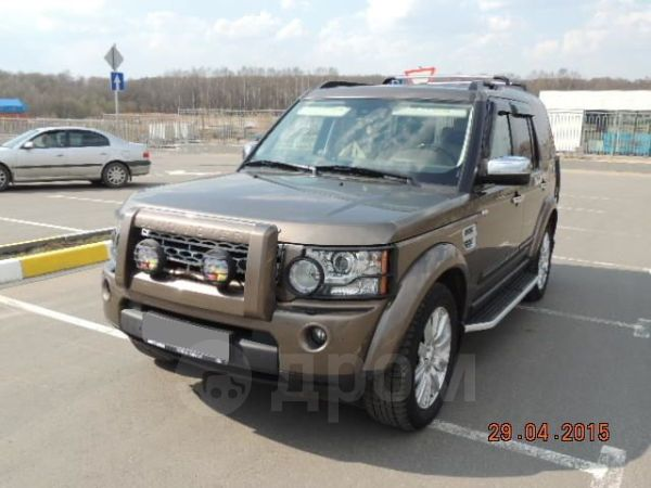 Land Rover Discovery, 2012 год, 2 350 000 руб.
