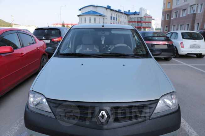Renault Logan, 2009 год, 260 000 руб.