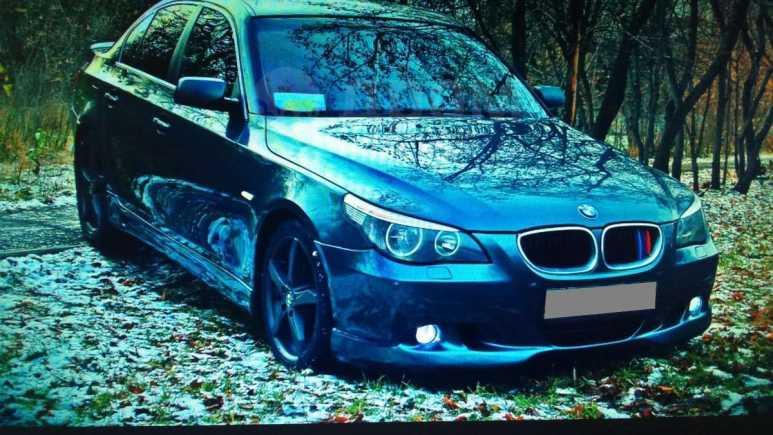 BMW 5-Series, 2004 год, 570 000 руб.