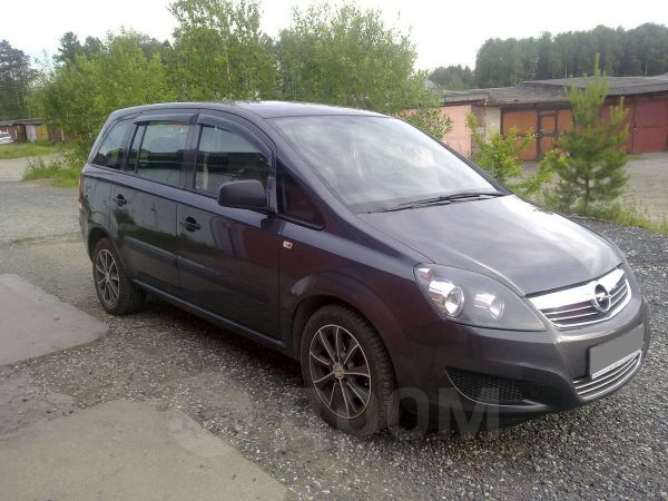 Opel Zafira, 2010 год, 520 000 руб.