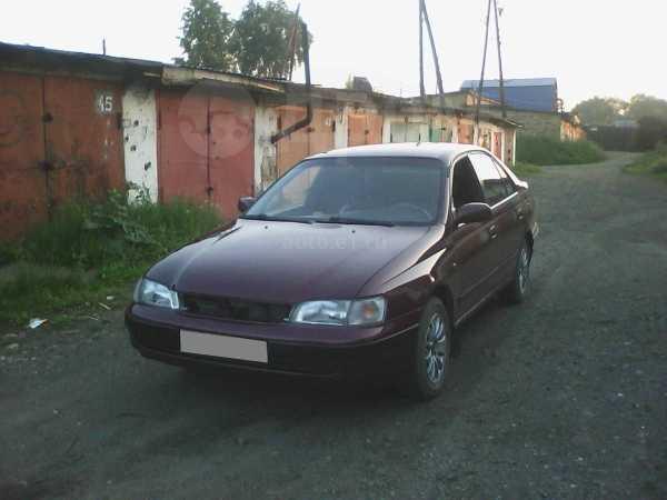 Toyota Carina E, 1997 год, 170 000 руб.