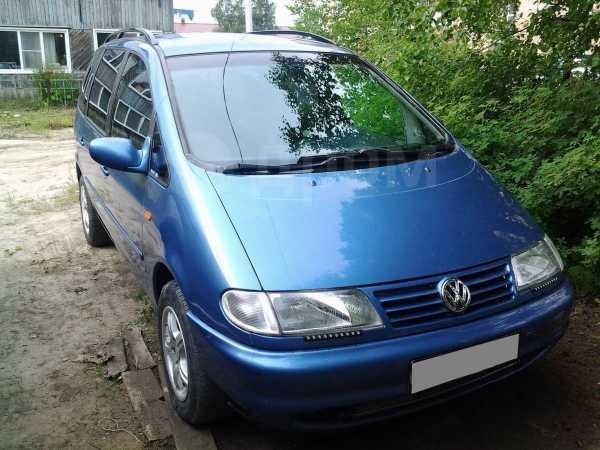 Volkswagen Sharan, 1998 год, 330 000 руб.