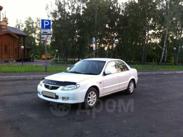 Mazda Familia, 2002 год, 169 000 руб.
