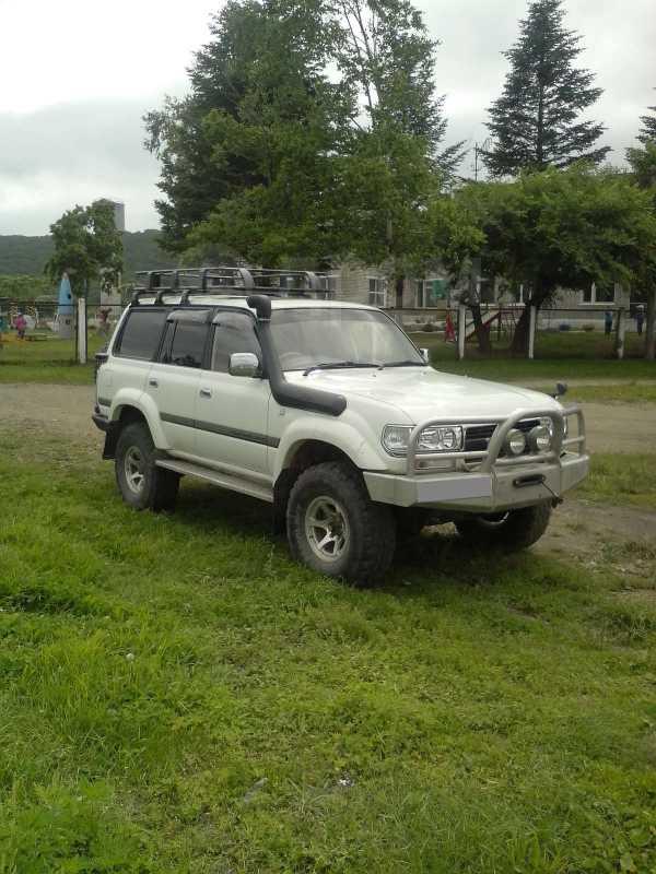 Toyota Land Cruiser, 1994 год, 760 000 руб.