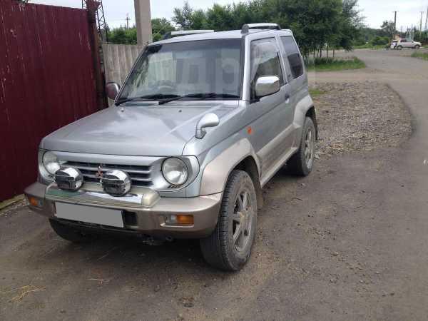Mitsubishi Pajero Junior, 1998 год, 200 000 руб.