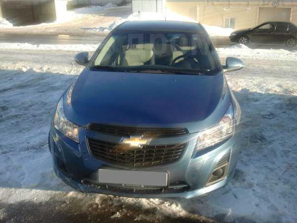 Chevrolet Cruze, 2014 год, 875 000 руб.