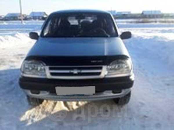 Chevrolet Niva, 2007 год, 269 000 руб.
