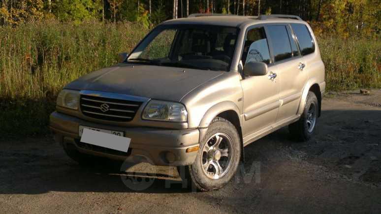 Suzuki Grand Vitara XL-7, 2002 год, 320 000 руб.