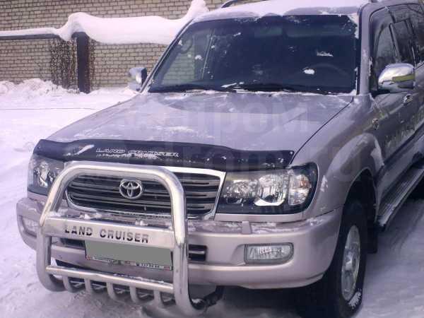 Toyota Land Cruiser, 2005 год, 1 550 000 руб.