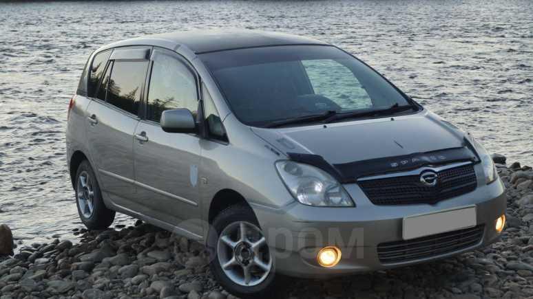 Toyota Corolla Spacio, 2001 год, 280 000 руб.