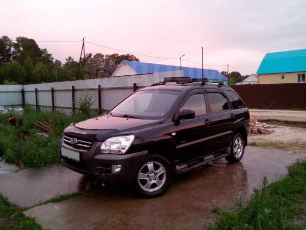 Kia Sportage, 2007 год, 570 000 руб.