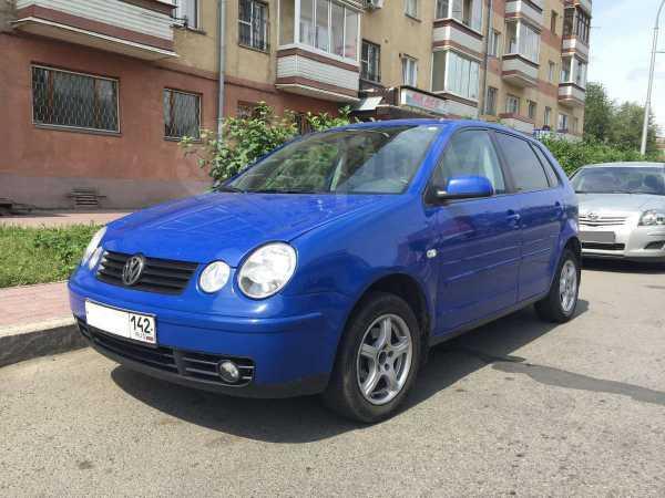 Volkswagen Polo, 2004 год, 287 000 руб.