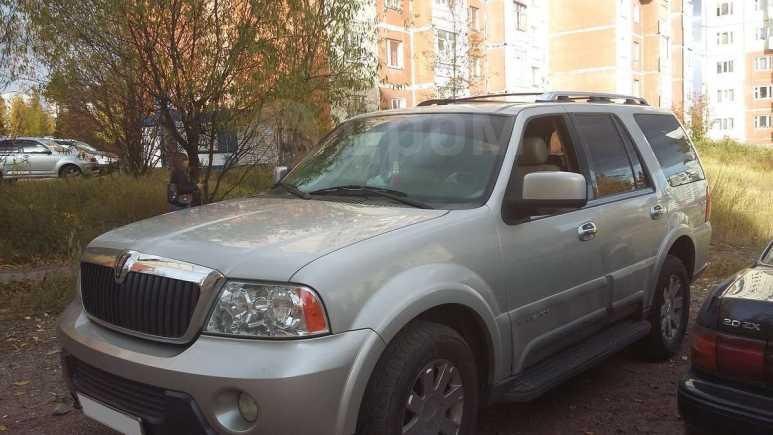 Lincoln Navigator, 2003 год, 760 000 руб.