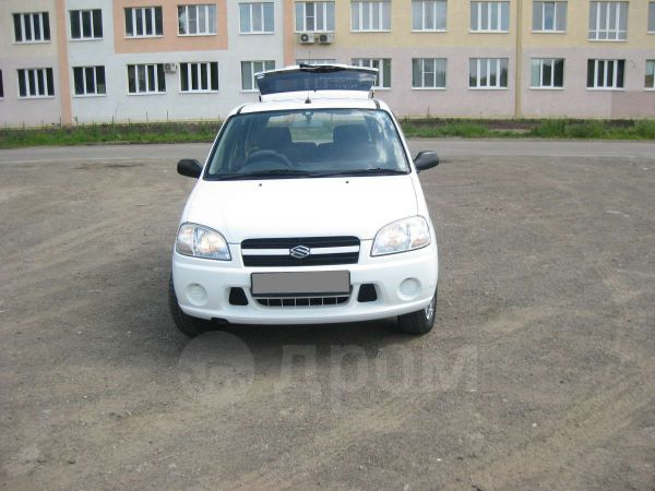 Suzuki Swift, 2005 год, 189 000 руб.
