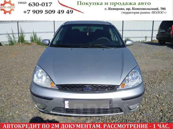 Ford Focus, 2004 год, 159 000 руб.