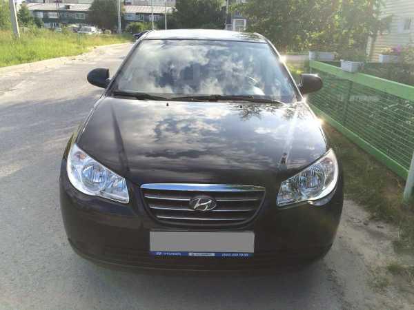 Hyundai Elantra, 2010 год, 490 000 руб.