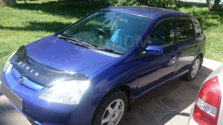 Honda Civic, 2001 год, 215 000 руб.