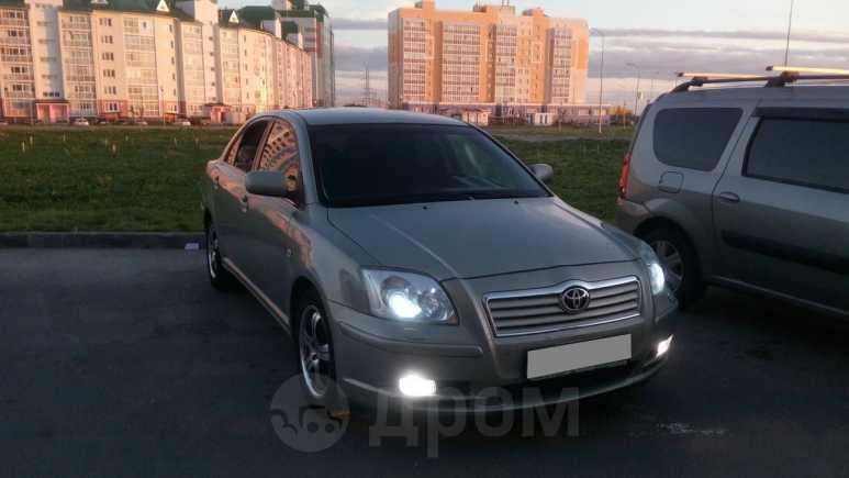 Toyota Avensis, 2004 год, 425 000 руб.
