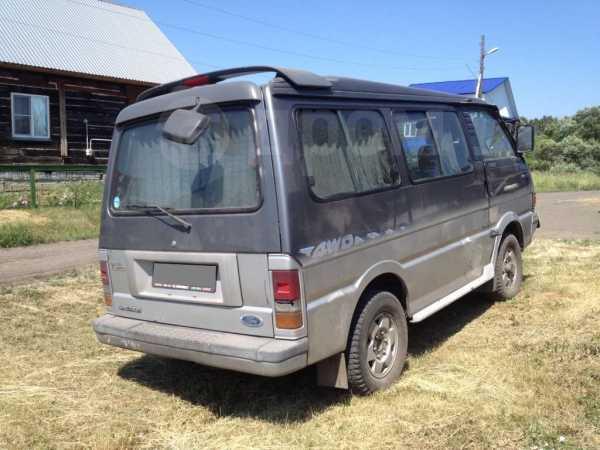 Mazda Bongo, 1993 год, 130 000 руб.
