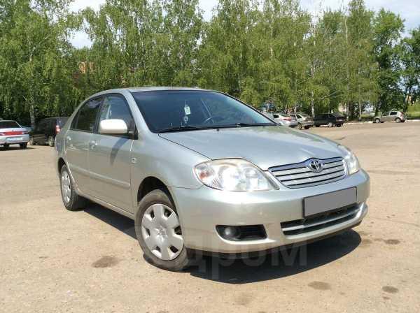 Toyota Corolla, 2006 год, 339 000 руб.