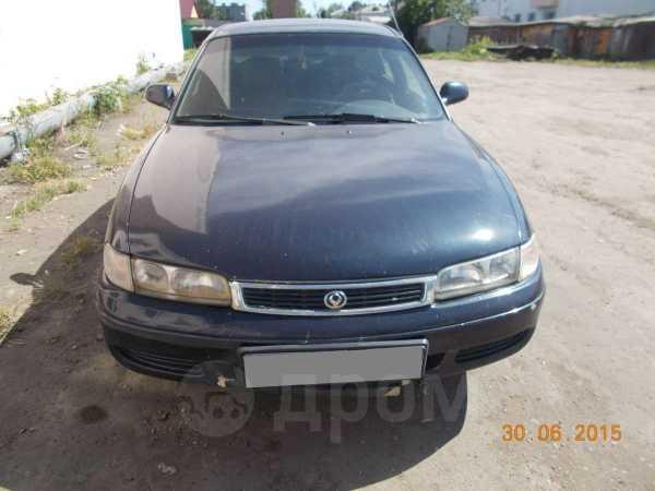 Mazda 626, 1997 год, 102 000 руб.