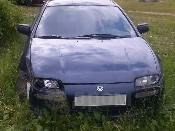 Mazda 323F, 1997 год, 70 000 руб.