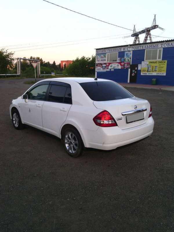 Nissan Tiida Latio, 2010 год, 410 000 руб.