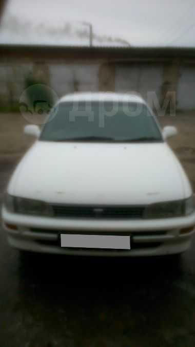 Toyota Corolla, 1994 год, 105 000 руб.