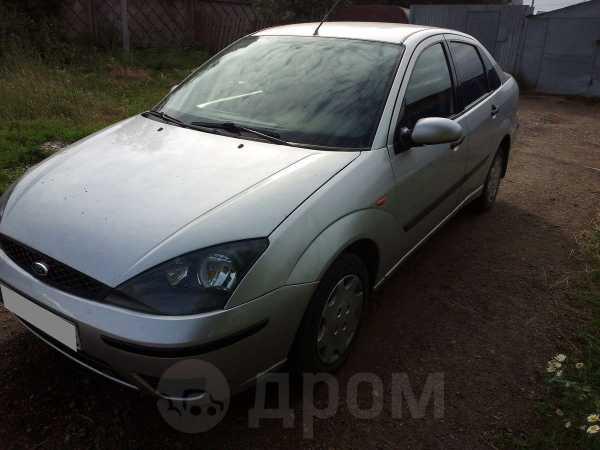 Ford Focus, 2003 год, 165 000 руб.
