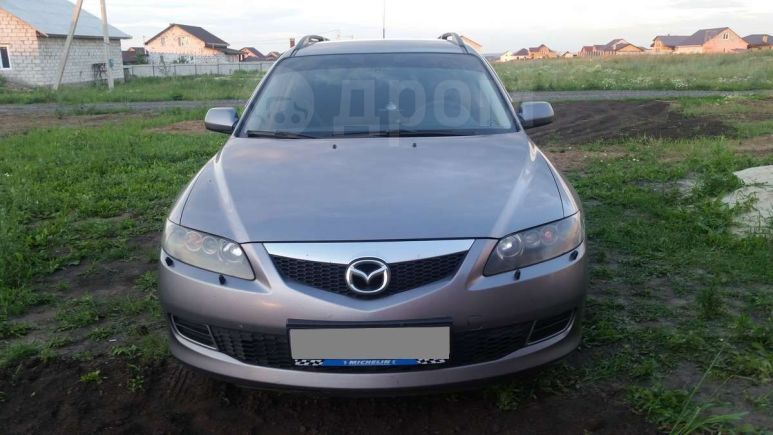 Mazda Mazda6, 2007 год, 480 000 руб.