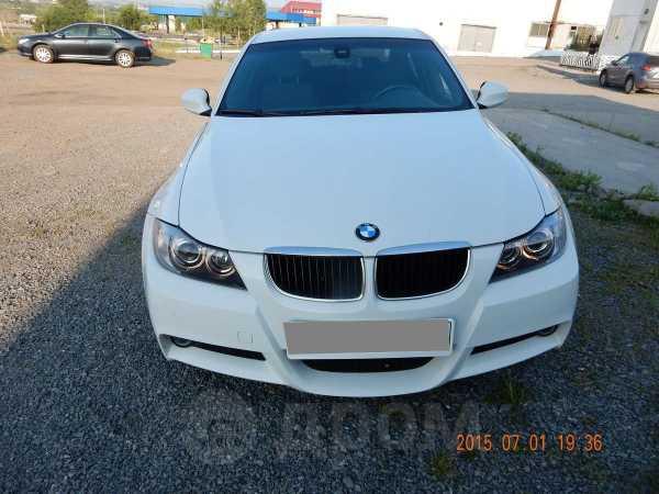 BMW 3-Series, 2007 год, 695 000 руб.