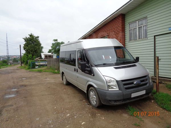 Ford Tourneo Custom, 2007 год, 850 000 руб.
