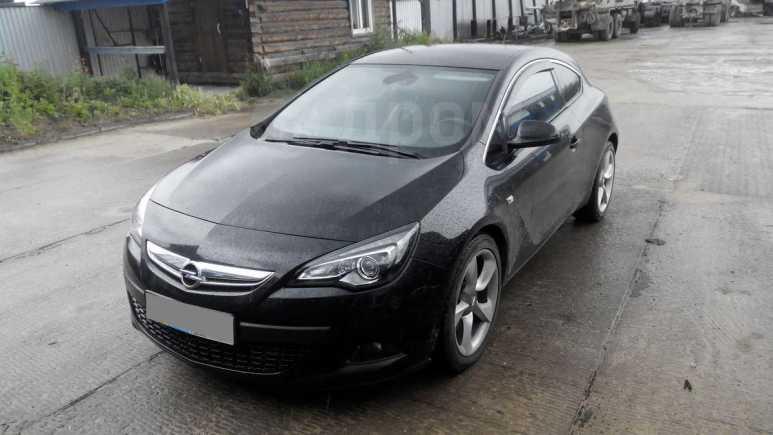Opel Astra GTC, 2011 год, 850 000 руб.
