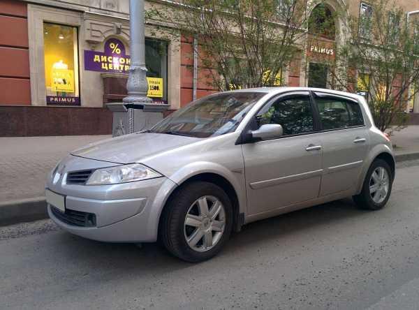 Renault Megane, 2006 год, 280 000 руб.