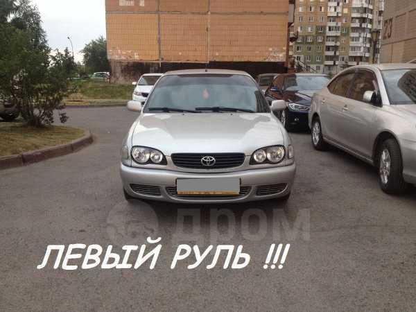 Toyota Corolla, 2000 год, 500 000 руб.